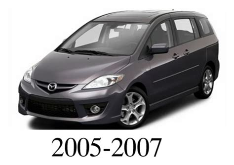 service and repair manuals 2007 mazda mazda5 spare parts catalogs mazda 5 2005 2007 service repair manual download download manuals