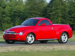chevy ssr sport roadster sixpacktech