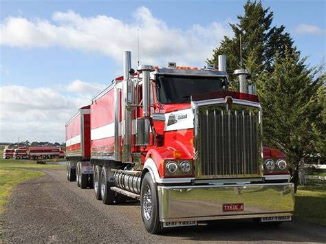 used kenworth trucks for sale australia revealed australia s top 10 selling trucks