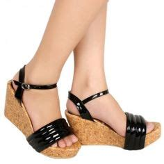 Sepatu Tenun Wedges Size 40 slight s shoes on 135 pins