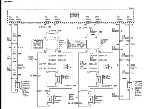 chevy silverado radio wiring diagram wiring forums