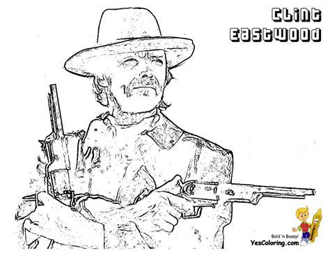 saddle  cowboy picture coloring  indians hats