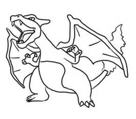 charizard pokemon angry coloring pages bulk color