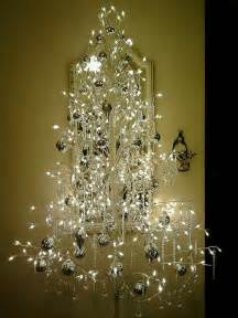 silver tree with lights best 25 silver tree ideas on
