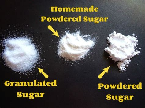 can you make your own powdered sugar the make your own zone