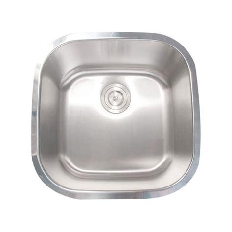 20 Inch Stainless Steel Sink 20 Inch Premium 16 Stainless Steel Undermount