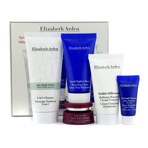 Elizabeth Ardens Intervene 3 In 1 Daily Cleanser by Elizabeth Arden New Zealand The Right Stuff For Normal