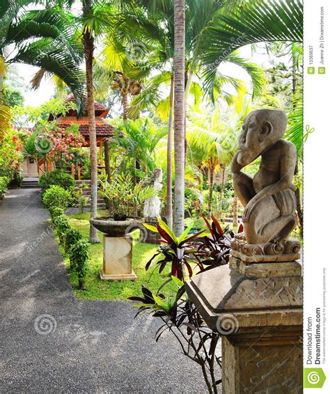 Cyber Monday Home Decor by Balinese Garden Landscaping Stock Image Image 13369637