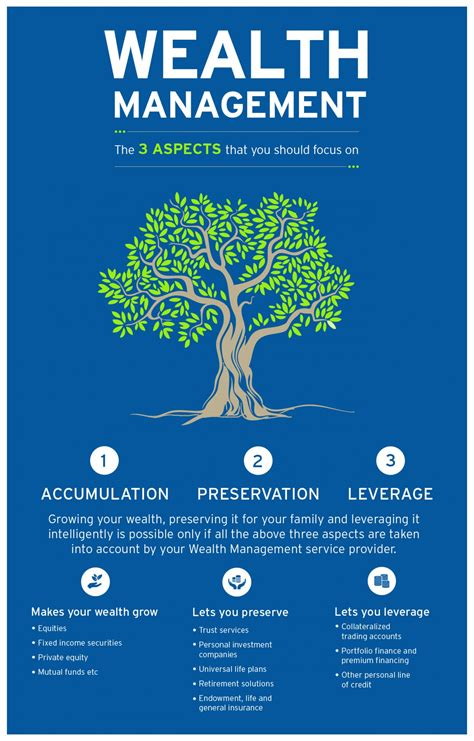 wealth management wealth management infographics visual ly