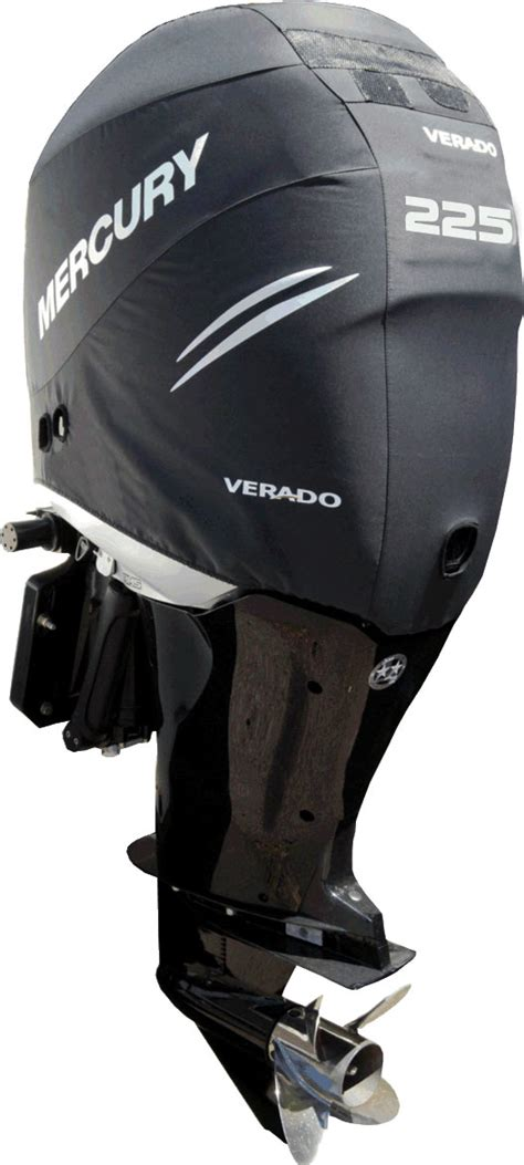 Cover Motor mercury outboard covers vented cowling protection