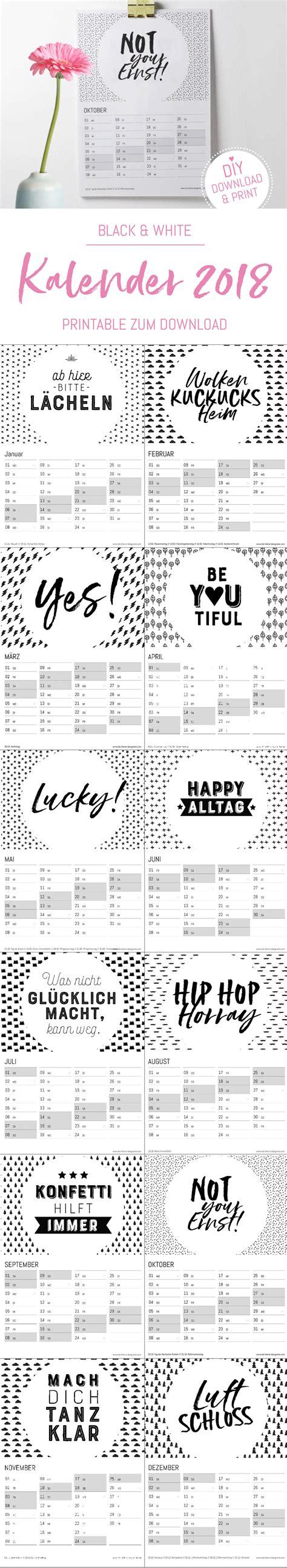 Kalender 2018 Kalenderwochen Kalender 2018 Kalenderwoche Kalender 2018 Und Wandkalender