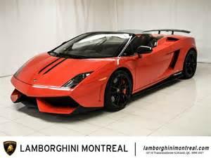 Pre Owned Lamborghini Gallardo Pre Owned Lamborghinis For Sale Lamborghini Montr 233 Al