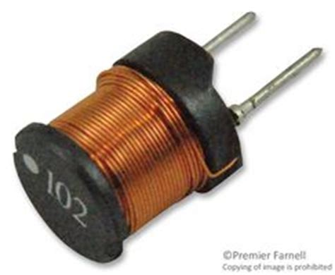 500 mh wah inductor 744772102 wurth elektronik inductor radial leaded we ti series 1 mh 300 ma 500 ma 1 84