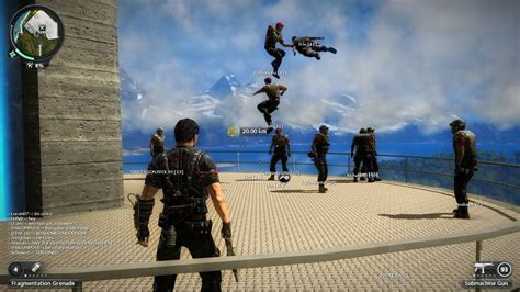 just cause 2 multiplayer mod game modes just cause 2 crazy multiplayer live stream youtube