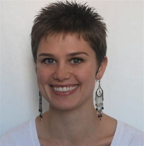 spiky haircuts for seniors 25 best ideas about short spiky hairstyles on pinterest