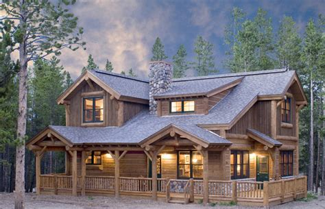 mountain home exteriors mountain home exteriors rustic exterior other by bhh partners planners architects