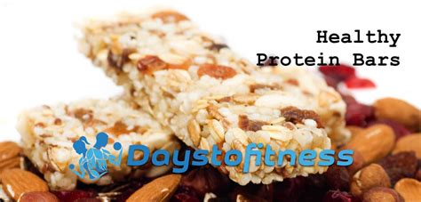 q protein bars healthy protein bars days to fitness