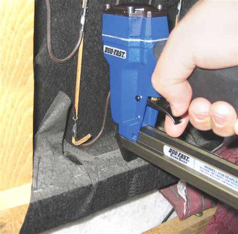 duo fast upholstery staple gun the staple gun buying guide nail gun network