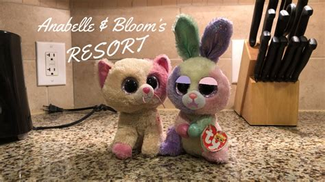 beanie boos anabelle blooms resort youtube