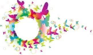Wall Stickers Decor sticker con farfalle colorate livingdeco