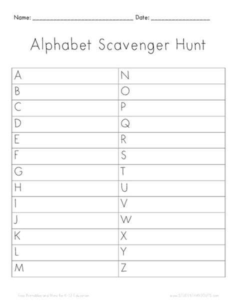 Scavenger Hunt Worksheet by 28 Bible Scavenger Hunt Worksheet Bible Scavenger