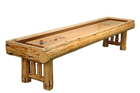 12 foot montana shuffleboard table mcclure tables