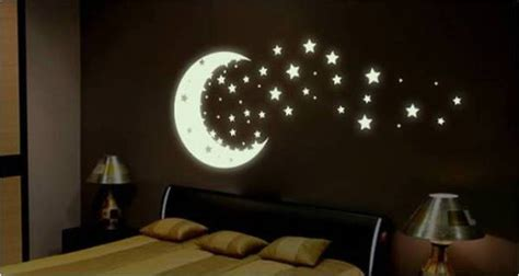 glow in the bedroom ideas bedroom decoration made with glow in the dark paint find