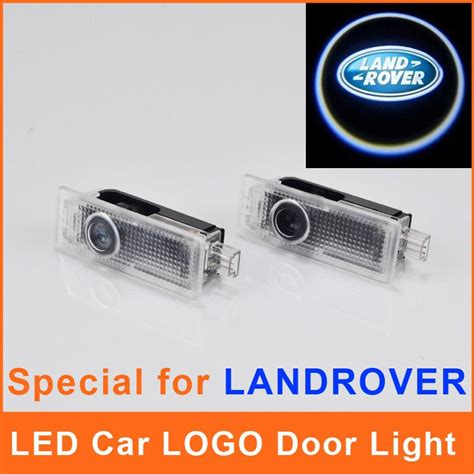 Projector Range Rover Evoque car logo led door light emblem replacement projector courtesy welcome range rover evoque