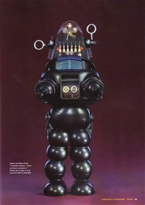 the genuine 7 foot robby the robot hammacher schlemmer robby the robot forbidden planet costume robot costumes