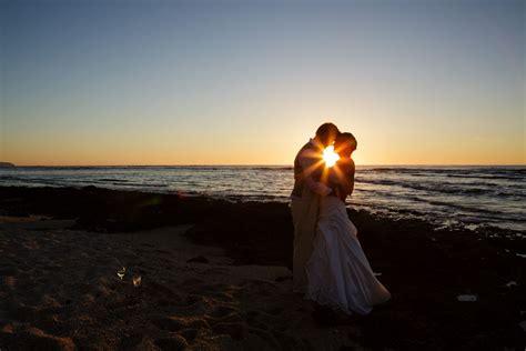 hawaiian island dream wedding