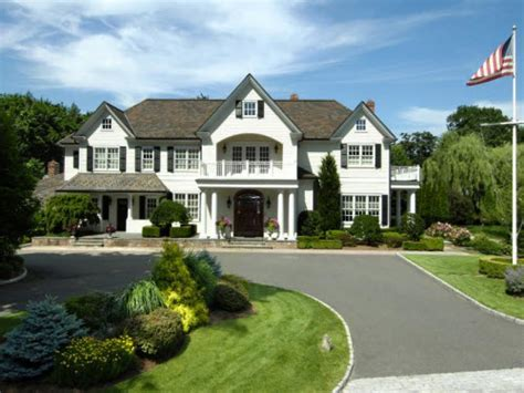 Colonial Mansion by Estate Of The Day 4 4 Million Colonial Mansion In
