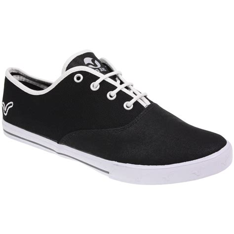 boys flat shoes mens boys voi fiery legend canvas plimsole flat