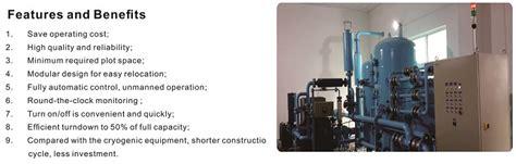 vacuum swing adsorption oxygen generator oxygen production plant vpsa technology buy oxygen