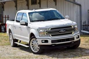 Ford F150 Limited 2018 Ford F150 Limited Steps The Fast Truck