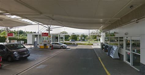 shell garage near me driver dismissed after is assaulted with a hose
