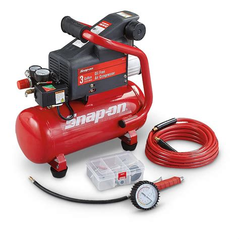 snap on 3 gallon air compressor kit 613065 air tools at sportsman s guide