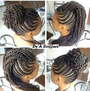 images of hair braiding in a mohalk 1000 images about braids twist crochet styles on