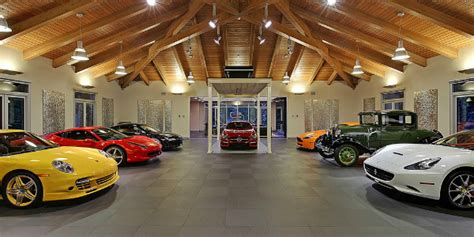 house with a massive 20 car garage for all of your toys is this house hides a massive garage fulfilled with 20