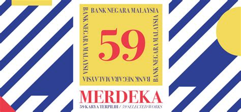 design banner merdeka bank negara malaysia museum and art gallery