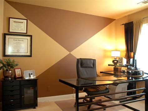 office accent wall photo page hgtv