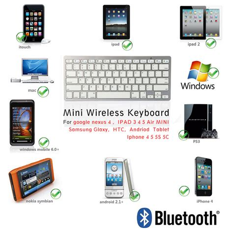 keyboard themes for iphone 5c mini bluetooth keyboard for ipad air mini ipad 2 3 4