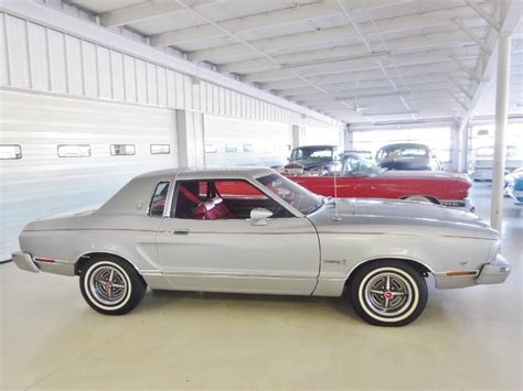 Size Of 2 Car Garage 1975 ford mustang ii ii ghia stock 122335 for sale near