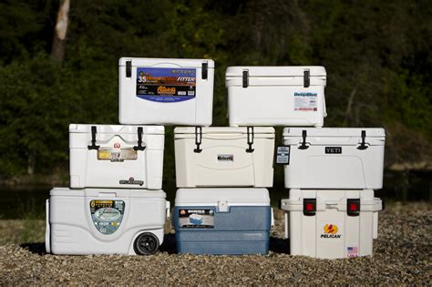 truck bed cooler the big chill overland journal s cooler test expedition