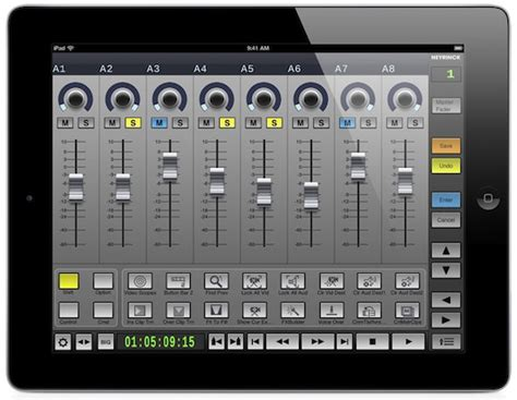 final cut pro for ipad control final cut pro 7 from ipad with neyrinck s v