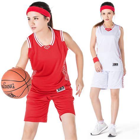 customize basketball jersey dress basketball suit jerseys shorts women team custom set