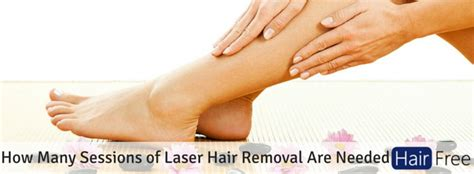 how many laser tattoo removal sessions are needed how many sessions of laser hair removal for smooth skin