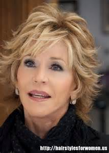 60 hairstyles fonda jane fonda short hairstyles for women over 60