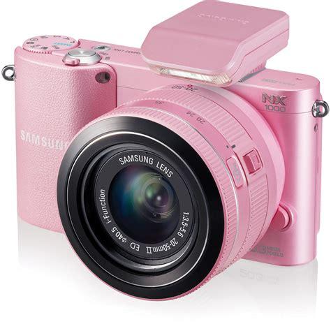 Kamera Mirrorless Samsung Nx1000 samsung nx1000 mirrorless wi fi digital ev nx1000bjpus