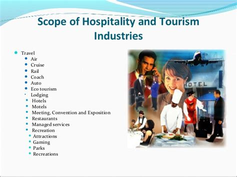 Mba In Tourism And Hospitality Management Scope by Hospitality Industry