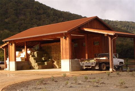 Outbuilding Shed by Ranch Outbuildings Design
